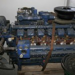 MWM Gasmotor (ID0768) - 3